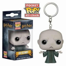 Llavero Pocket POP Keychain LORD VOLDEMORT Harry Potter