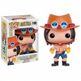 Funko POP PORTGAS D. ACE 100 One Piece