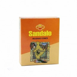 Incienso SANDALO SAC Caja...