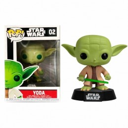 Funko POP STAR WARS YODA 02