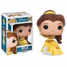 Funko POP DISNEY LA BELLA Y LA BESTIA BELLE 221
