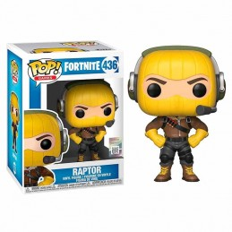 Funko POP RAPTOR 436 Fortnite