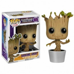 Funko POP DANCING GROOT 65 Guardianes de la Galaxia Marvel