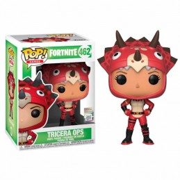 Figura FUNKO POP 462 TRICERA OPS Fortnite Series 2
