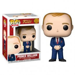 Funko POP PRINCIPE WILLIAM 04 Famila Real Británica