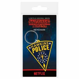 Llavero HAWKINS POLICE Stranger Things