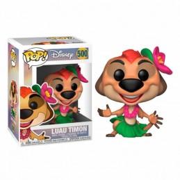 Funko POP El Rey León Disney LUAU TIMON 500