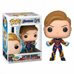 Funko POP MARVEL VENGADORES ENDGAME CAPITANA MARVEL 576
