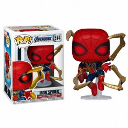 Funko POP MARVEL VENGADORES ENDGAME IRON SPIDER NANO...