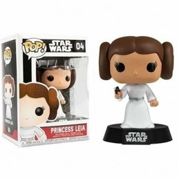 Funko POP Star Wars PRINCESA LEIA 04
