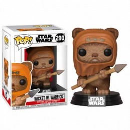 Funko POP Star Wars WICKET W. WARRICK 290