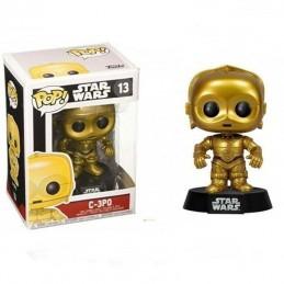 Figura FUNKO POP 13 C-3PO Star Wars