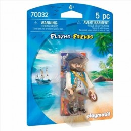 Playmobil Playmo-Friends Pirata 70032