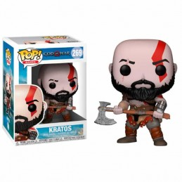 Funko POP GOD OF WAR KRATOS 269