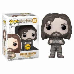 Funko POP SIRIUS BLACK Harry Potter 67 CHASE