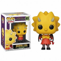 Funko POP The Simpsons Treehouse Of Horror DEMON LISA 821