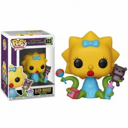 Funko POP The Simpsons Treehouse Of Horror ALIEN MAGGIE 823