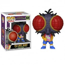 Funko POP The Simpsons Treehouse Of Horror FLY BOY BART 820