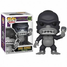 Funko POP The Simpsons Treehouse Of Horror KING HOMER 822