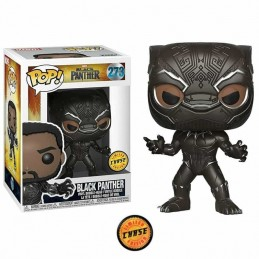 Funko POP Marvel BLACK PANTHER 273 CHASE