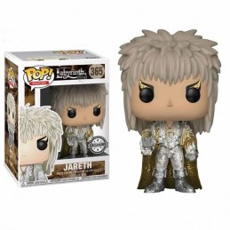 Funko POP JARETH Dentro del Laberinto 365 GLITTER EXCLUSIVE