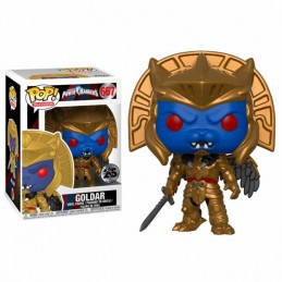 Funko POP GOLDAR 667 Power Rangers 25 Aniversario