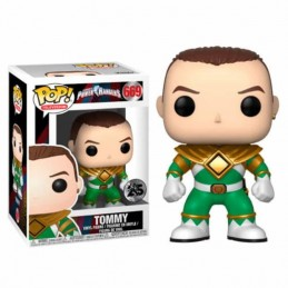 Funko POP TOMMY 669 Power Rangers 25 Aniversario