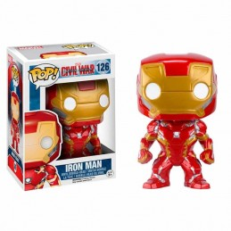 Funko POP IRON MAN 126...