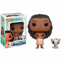 Funko POP DISNEY MOANA &...