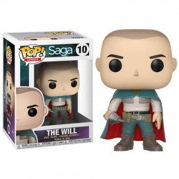 Funko POP THE WILL 10 Comic Saga