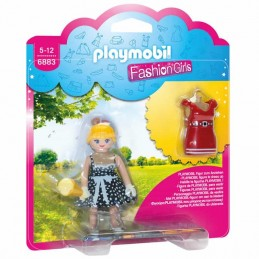 Playmobil Fashion Girls Moda Campo 6883