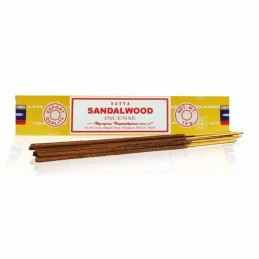 Incienso Satya SANDALO 15 g SANDALWOOD