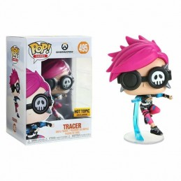 Funko POP TRACER OVERWATCH 495 HOT TOPIC Exclusive