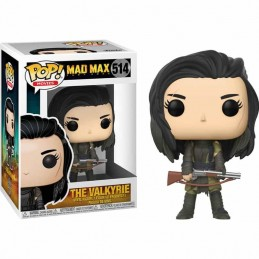 Funko POP THE VALKYRIE MAD MAX FURY ROAD 514