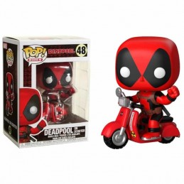 Funko POP DEADPOOL SCOOTER...
