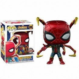 Funko POP IRON SPIDER Con...