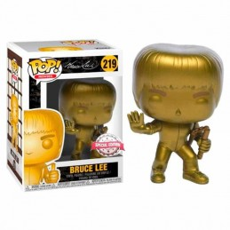 Funko POP BRUCE LEE GOLD...