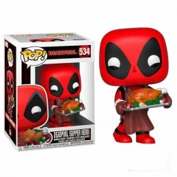 Funko POP DEADPOOL Marvel...