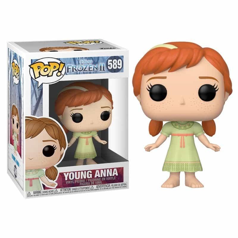 Frozen 2-Anna Epilogue Brand New in Box Funko-POP Disney