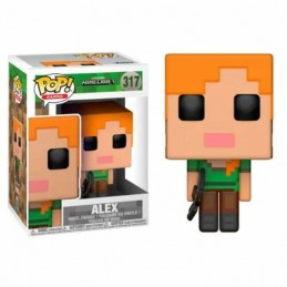 Funko POP MINECRAFT ALEX 317