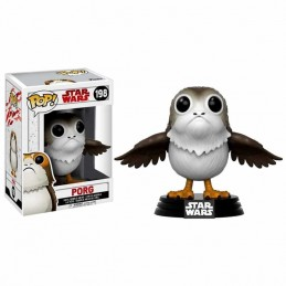 Funko POP PORG ALAS ABIERTAS 198 Star Wars