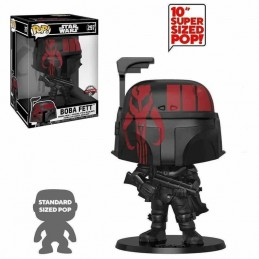 Funko POP Star Wars BOBA FETT Super Sized 25 cm. 297...