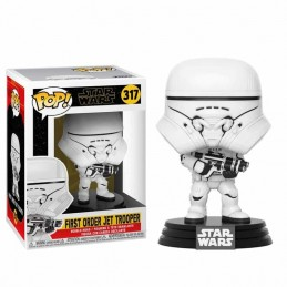 Funko POP  JET TROOPER Star Wars EL ASCENSO DE...