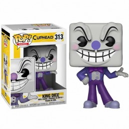 Funko POP KING DICE 313 Cuphead