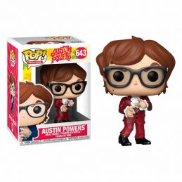 Funko POP AUSTIN POWERS...