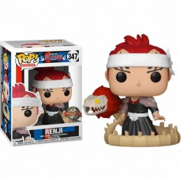 Funko POP BLEACH RENJI Con...