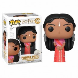 Funko POP PADMA PATIL YULE BALL Harry Potter 99