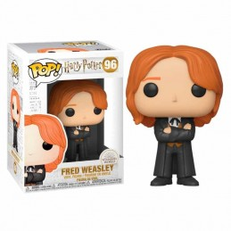 Funko POP FRED WEASLEY YULE BALL Harry Potter 96