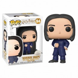 Funko POP SEVERUS SNAPE YULE BALL Harry Potter 94