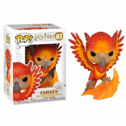 Funko POP FAWKES Harry...